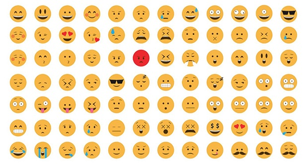 👍 All Emoticons Shortcut Codes for Facebook Emoji symbols