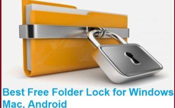 best free folder locker for windows 10