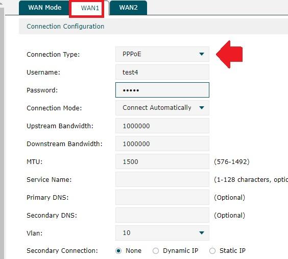dual wan tp-link wr740n load balancer/failover