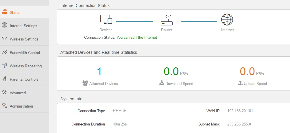 tenda wireless n300 router configuration pdf