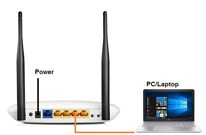 TP-Link TL-WR841N WiFi Router Repeater Mode Configuration