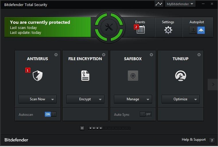 best antivirus malware software