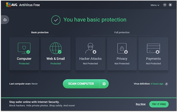 best antivirus without ads