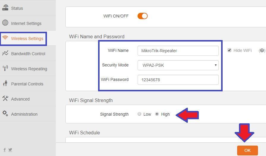 Tenda Wireless N Range Extender N300 Help