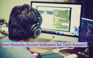 Best Remote Desktop Software for Support