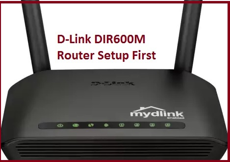 D-Link DIR600 Wireless Router Setup for Home internet