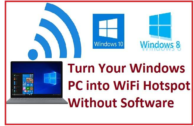 How to Create a Hotspot in Windows 10