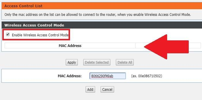 how to secure wifi router ip address