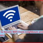 how to secure wifi from attackers