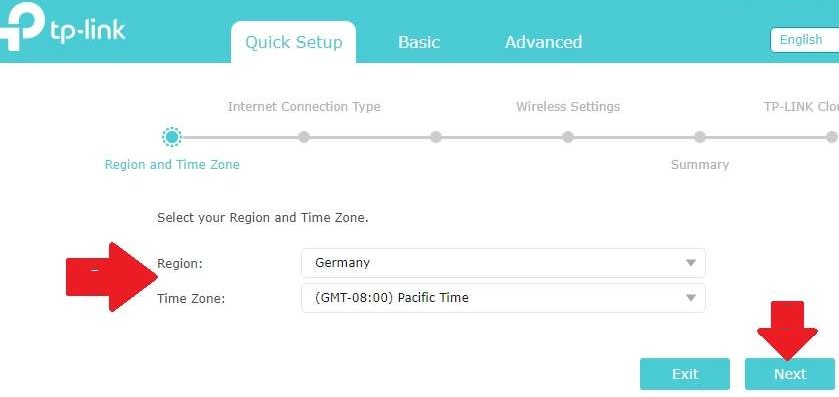 TP-Link Archer C9 Dual Band Gigabit WiFi Router Setup