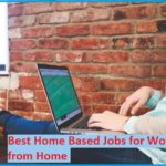 Home based work from home jobs