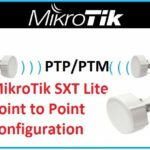 mikrotik sxt lite point to point setup