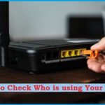 How to Check Who is connected to My WiFi