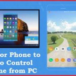 how to mirror Android to pc via wifi