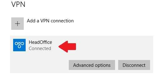 VPN and how to install/configure