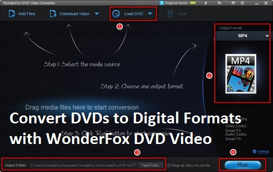 How to Convert DVDs to Digital Formats with WonderFox DVD Video Converter