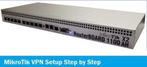 How to setup VPN in Mikrotik Router for Remote Access