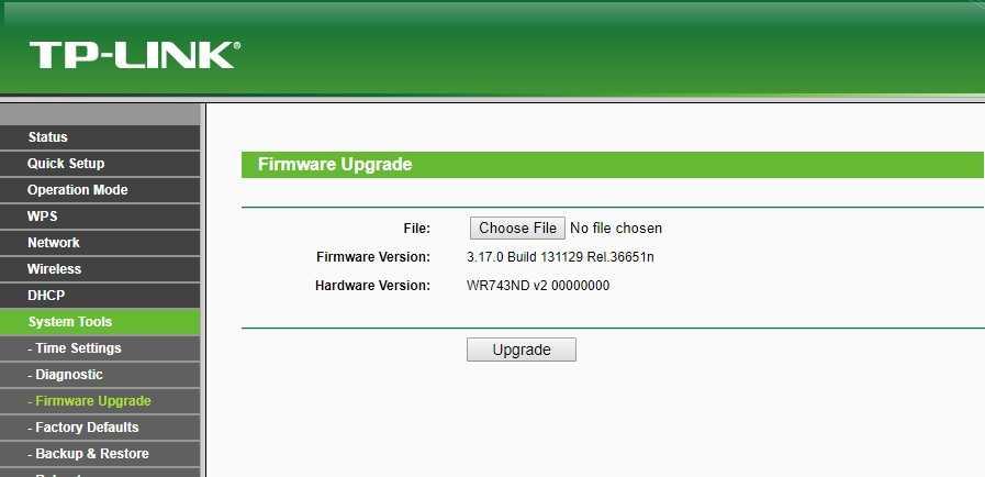 openwrt failsafe firmware upgrade