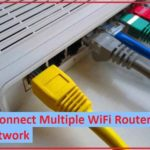 how to connect wifi router to another wifi router without wire