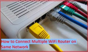 How to Add second router in the same Network