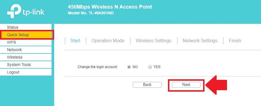 How to Configure Repeater Mode on TL-WR702N