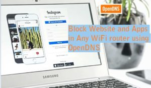Block Website in OpenWRT WiFi Router