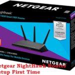 How do I setup my NETGEAR wireless router using genie