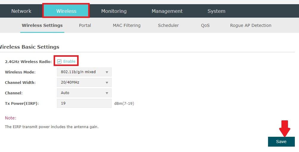 tp-link eap controller software