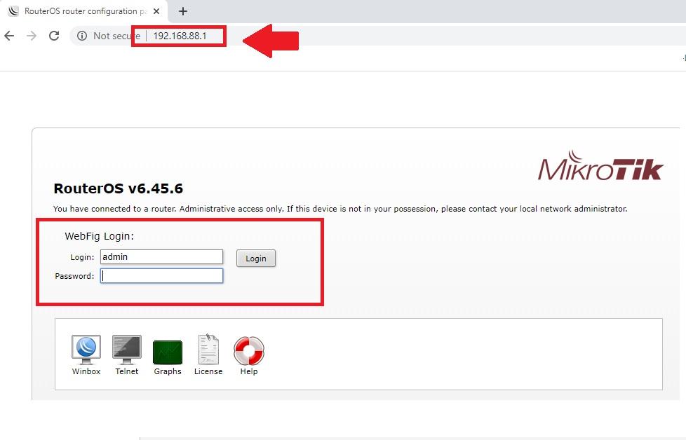 Manual:Console login process