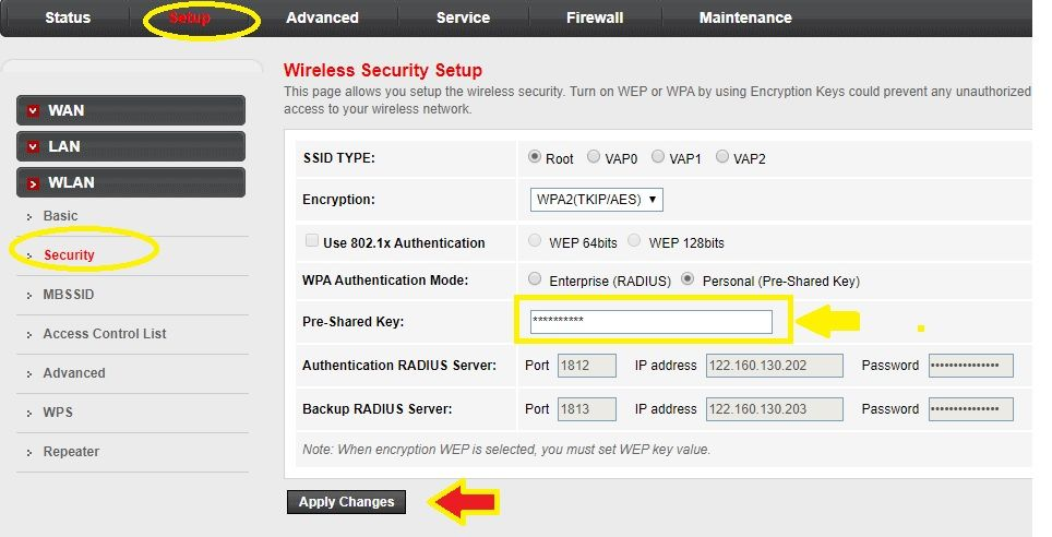 how to configure airtel zerotouch