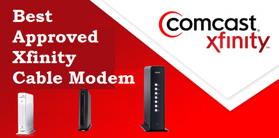 Comcast XFINITY Approved Modems and Routers