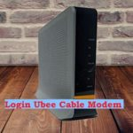 How to Login Ubee DDW36C cable Modem