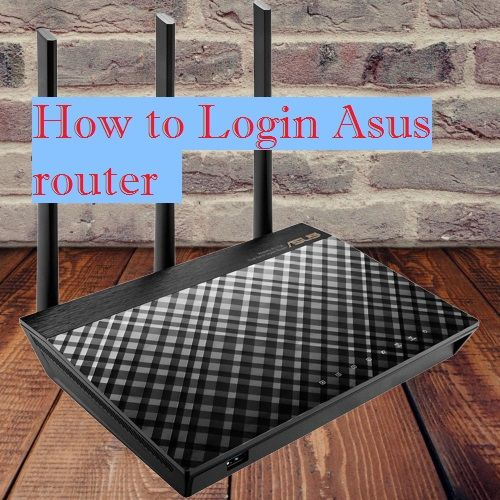 How to Login Asus router Settings 192.168.1.1