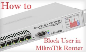Block Internet Access but keep Local Network access in MikroTik