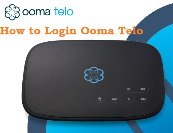 my ooma account login
