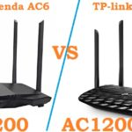 Tenda AC6 vs TP-Link Archer C50