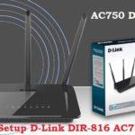 d link login DIR-810L