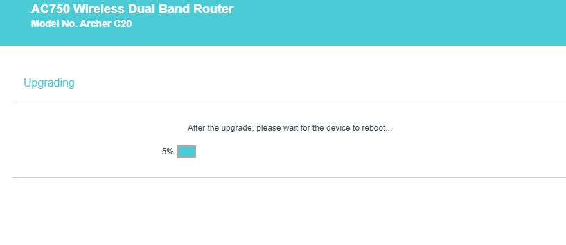 tp link adsl router firmware upgrade