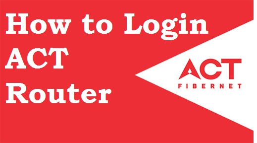 act fibernet login user manual