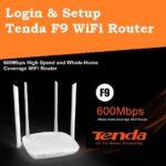 cara setting tenda f9 sebagai access point
