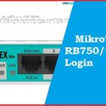 Mikrotik RB 750 Default Router Login and Password