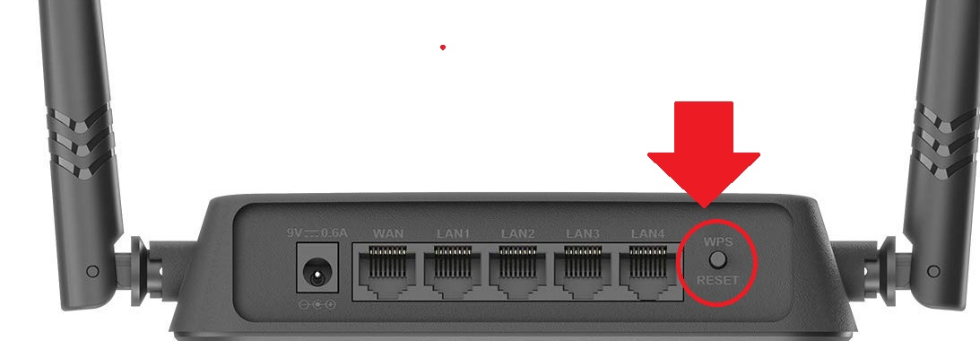 hard reset ACT fiber router